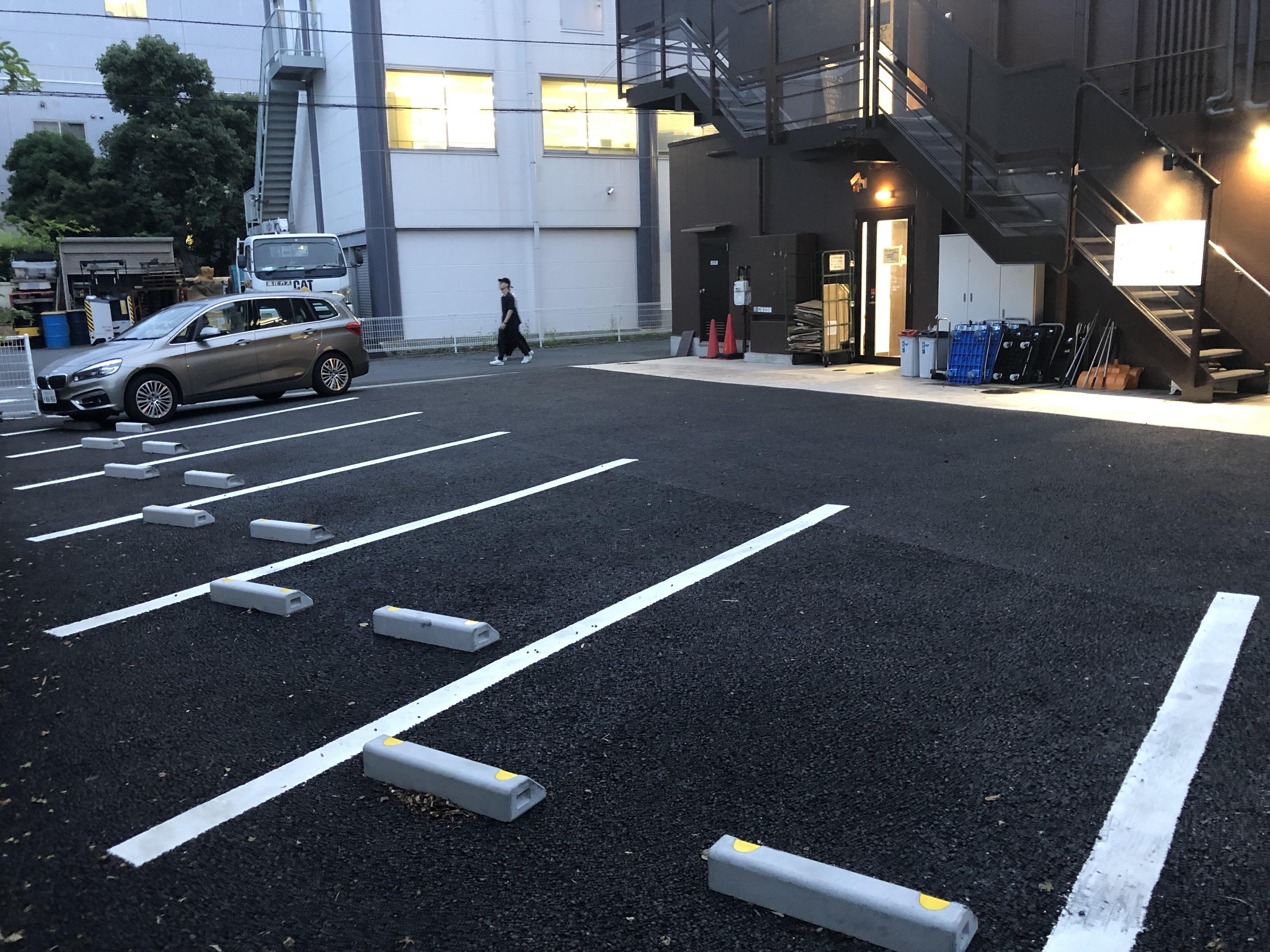 デポーすぎなみ永福駐車場